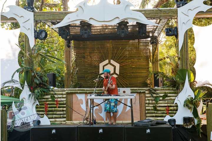 PK Sound hits the jungles of Costa Rica for Bamboo Bass Festival