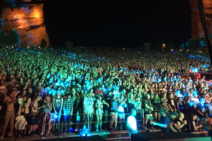 Trinity takes on Challenges at Red Rocks