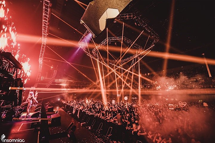 Trinity captivates the masses at Dreamstate