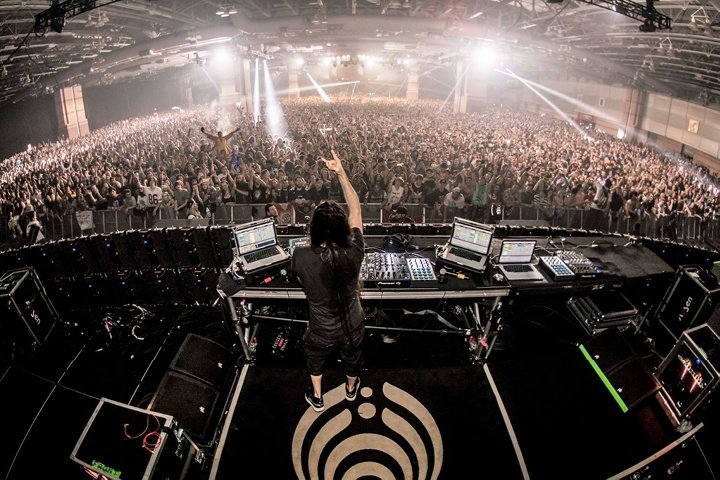 PK Joins Bassnectar in Atlantic City for sold-out show