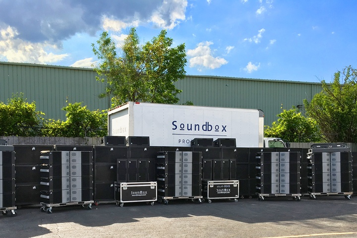 Soundbox Productions joins partner network with Trinity investment
