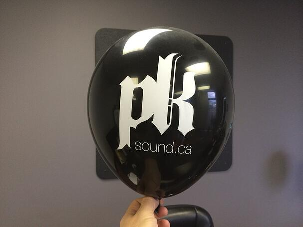 PK Sound @ Deaf Alberta Expo