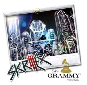 Congratulations to Skrillex for 5 Grammy Nominations