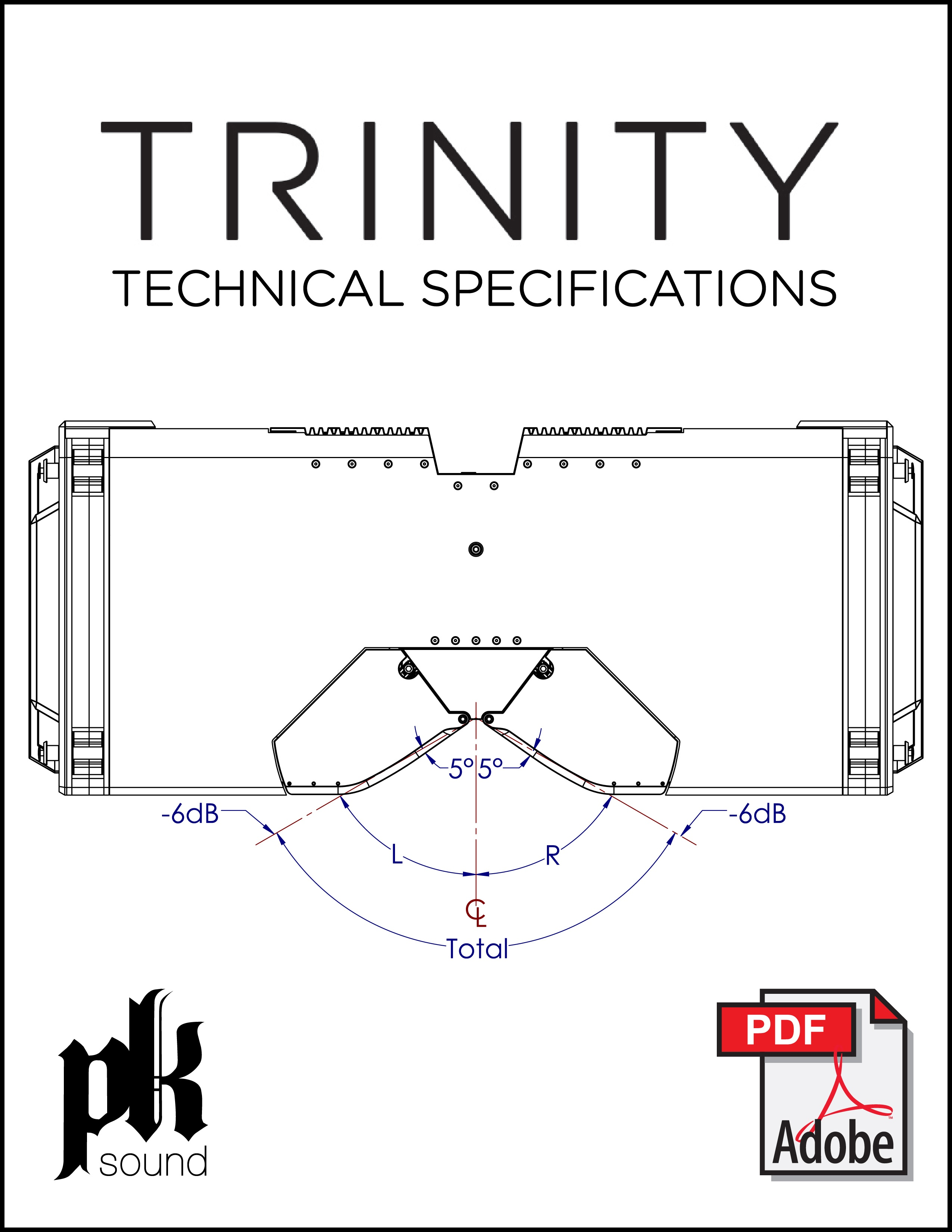 Download Trinity Spec Sheet