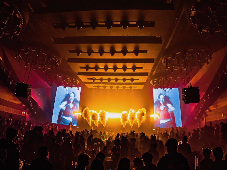 PK SOUND Powers Opulent Club Experience at China's BoomBoomRoom