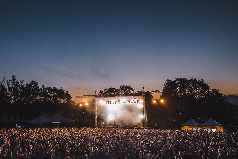 PK Sound Delivers Sound Solutions at Second Annual BREAKOUT Festival