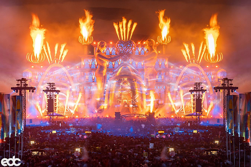 Insomniac's Electric Daisy Carnival Mexico 2019 Moves to the Beat of PK Sound