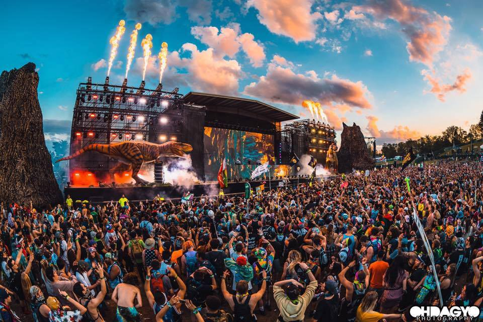 EXCISION LAUNCHES LOST LANDS FESTIVAL WITH THE POWER OF PK SOUND'S TRINITY