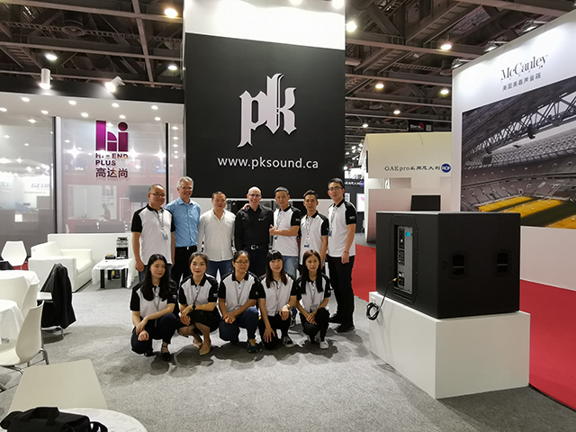 POLAR AUDIO APPOINTED DISTRIBUTOR OF PK SOUND IN CHINA