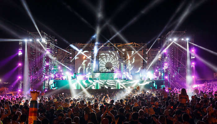 Trinity Sound Chosen for Paradiso 2015