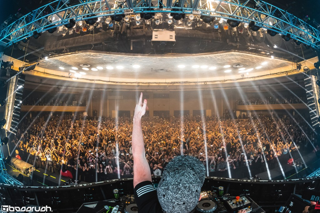 Trinity Goes Coast to Coast with Excision's 2017 Paradox Tour