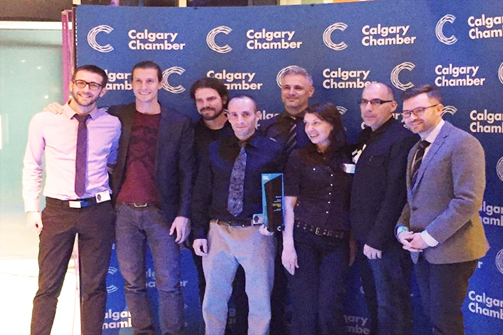 PK Wins Calgary Chamber Award for Innovation