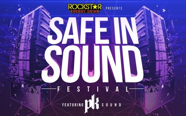 Safe in Sound Festival 2015 - Powered by PK